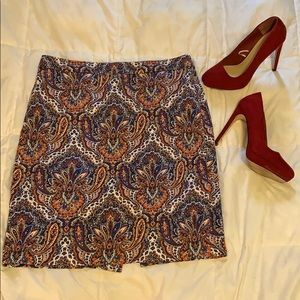 J.Crew Pencil Skirt - Size 8